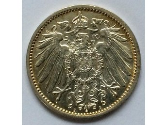 1 MARK 1910. GERMANY