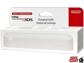 Nintendo New 3DS Charging Cradle