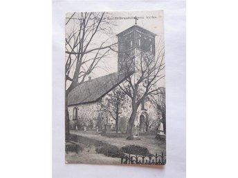 Arboga - landsförsamlingens kyrka ~1910 - Segeltorp - Arboga - landsförsamlingens kyrka ~1910 - Segeltorp