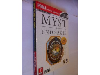 PC: Prima's Official Strategy Guide: Myst V - End of Ages