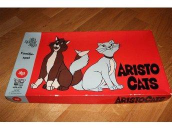Aristocats Sällskapsspel - Ryssby - Aristocats Sällskapsspel - Ryssby