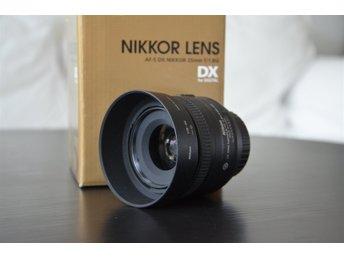 AF-S NIKKOR DX 35mm 1.8g objektiv - Tavelsjö - AF-S NIKKOR DX 35mm 1.8g objektiv - Tavelsjö