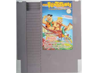The Flintstones: Surprise at Dinosaur Peak - Nintendo NES