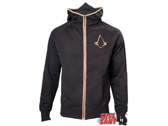 Assassins Crees Syndicate Hoodie Svart (X-Large)