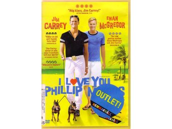 I love you Phillip Morris / DVD (Jim Carrey)