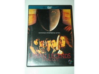 Urban Legends - Final Cut (DVD)