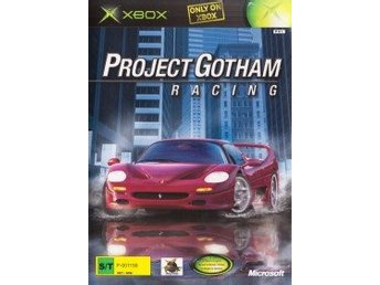 XBOX - Project Gotham Racing (Beg)