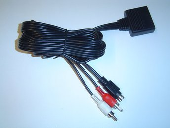 S-Video Kabel Atari Jaguar 1,8 meter *NYTT*