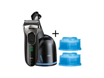 Braun Series 3 3090cc and CCR2