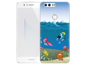 Huawei Honor 8 Skal Sea Animals