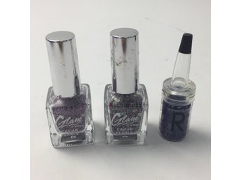 Nageldekoration, 3st, Caviar Pearls, Glam, Make Up Store
