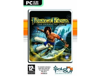Prince Of Persia - The Sands Of Time - PC Spel