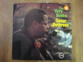 Oscar Peterson- The Very Best Of (LP) Toppskick!