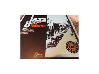 "V.A / ""RED WAX / ODEON"" THE TWENTIES VOL.2 DIXIELAND Vinylborsen-skivbutik"