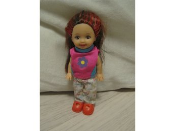 Barbie - Shelly mattel docka