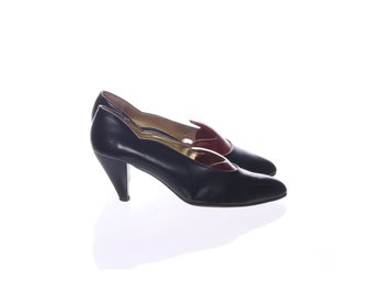 Tsakiris Mallas, Pumps, Strl: 38,5, Svart