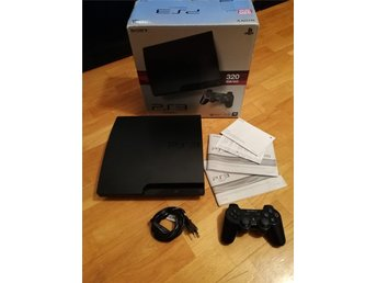 Playstation 3 (PS3) Slim SECH-3004B