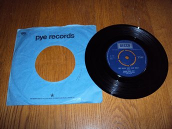 Alan Price Set - The house that Jack built (7'')