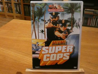 MIAMI SUPERCOPS - BUD SPENCER - TERENCE HILL - NY (1678)