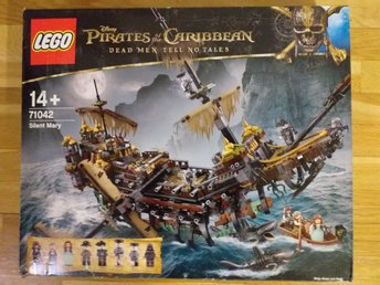 LEGO Pirates of the Carribean 71042 Tysta Mary