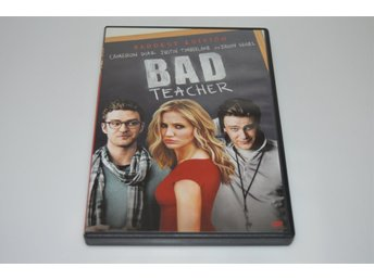 DVD / Bad Teacher / Film / Cameron Diaz / Justin Timberlake / Komedi