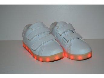 Led skor stl 30. 14 olika lägen