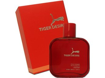 Tiger Desire Homme 100 ml - Göteborg - Tiger Desire Homme 100 ml - Göteborg