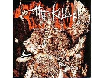The Kill-Kill them...all / CD / Grindcore