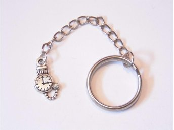 Fickur nyckelring / Pocket watch keyring
