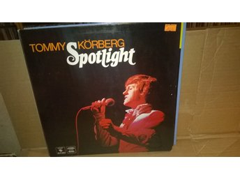 Tommy Körberg - Spotlight, LP