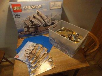 LEGO Creator Sydney Opera House 10234 - Järfälla - LEGO Creator Sydney Opera House 10234 - Järfälla