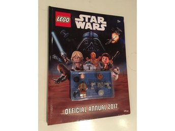 Lego Star Wars Official Annual 2017 (engelsk) - Billdal - Lego Star Wars Official Annual 2017 (engelsk) - Billdal