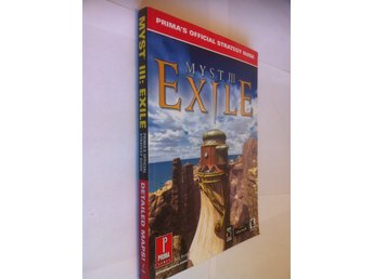 PC: Prima's Official Strategy Guide: Myst III (3) Exile