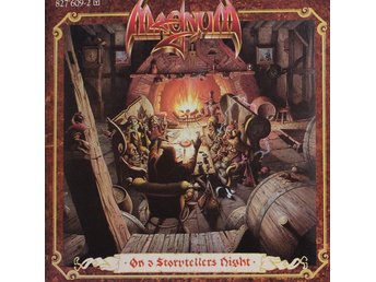 Magnum, On a storyteller´s night (CD)