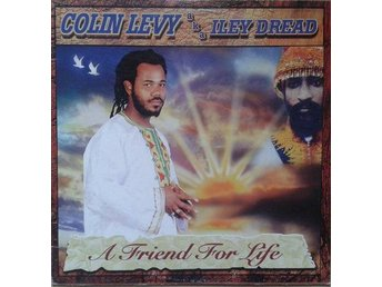Colin Levy aka Iley Dread title* A Friend For Life* Canada LP