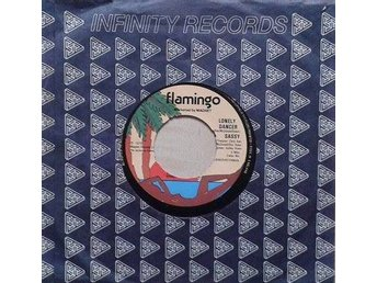 Sassy title* Lonely Dancer* Funk / Soul, Disco UK 7""