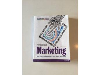 Principles of Marketing - 6th European Edition - Halmstad - Principles of Marketing - 6th European Edition - Halmstad