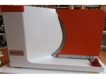 "VINTAGE ""KENWOOD 857"" JUPITER- ELECTRIC SLICER - NEW!"