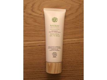 Glossybox Naobay Gel to Milk