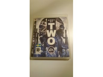 PlayStation 3   PS3   Spel    ARMY OF TWO