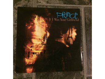 "PRINCE - IF AI WAS YOUR GIRLFRIEND. (7"")"