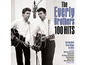 Everly Brothers: 100 hits 1957-63 (4 CD)