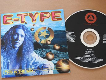 E-Type - This is the Way CD Single