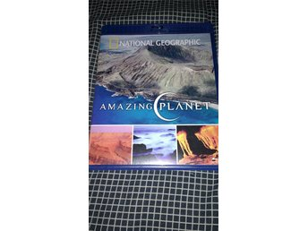 Amazing planet , national geographic , Blu-Ray , fint skick !