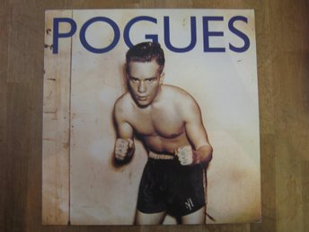 The Pogues- Peace And Love (LP) Toppskick!
