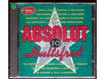 Various ‎– Absolut Hultsfred