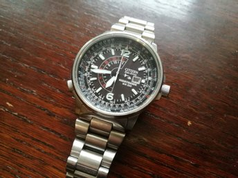 Citizen Nighthawk ECO-Drive