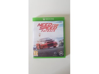 Need for Speed Payback, XBOX ONE