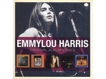 CD Emmylou Harris ‎– Original Album Series