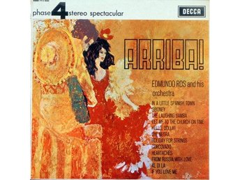 Edmundo Ros And His Orchestra - Arriba!